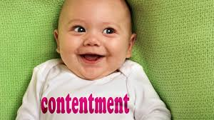 Contentment blog